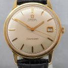 Omega Seamaster Automatic Gold Filled Vintage 1965 Mens Watch....34mm