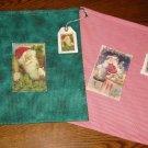 Fabric Gift Bags E-Pattern EC