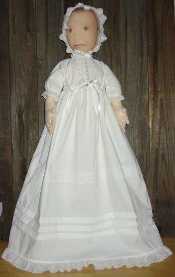 Keepsake Doll Clothing Pattern -Aissa EC