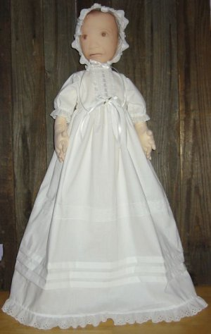Keepsake Doll Clothing Pattern -Aissa EC