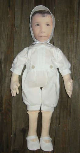 Keepsake Doll Clothing Pattern -Justin EC