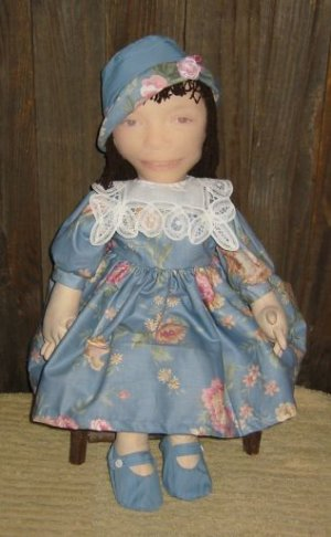 Keepsake Doll Clothing Pattern -Sara EC