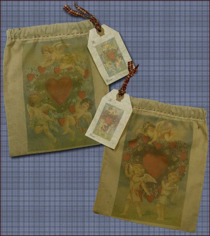 Valentine Gift Bags EC