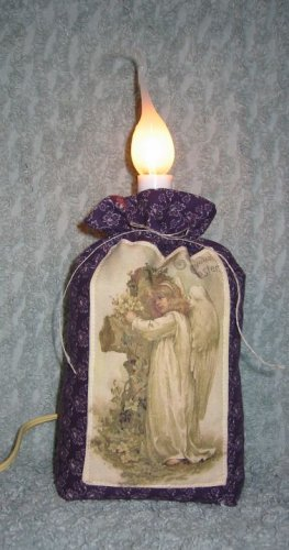 Angel Easter Accent Lamp  EC
