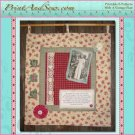 Altered Art Mother Wall Quilt  EC