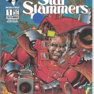 The Star Slammers set