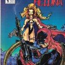Bloodfire/Hellina #1