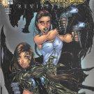 Tomb Raider/Witchblade #1