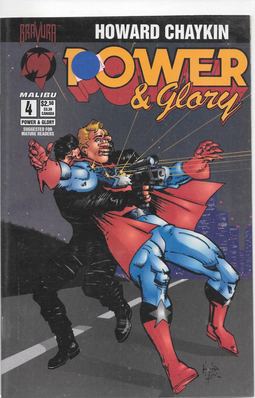 Power & Glory #4