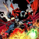 Spawn #300D CAPULLO VIRGIN COVER