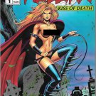 HELLINA: KISS OF DEATH #1 NUDE EDITION