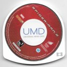 SONY PLAYSTATION UMD VIDEO SPIDER-MAN 2