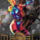 MARVEL UNIVERSE MARVEL METAL #112
