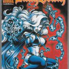 WIZARD MAGAZINE LADY DEATH #1/2