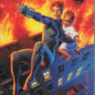 MARVEL MASTERPIECES 1994 #9 BLACK WIDOW