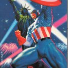 MARVEL MASTERPIECES 1994 #18 CAPTAIN AMERICA