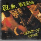U.S. BRASS HEART OF STONE