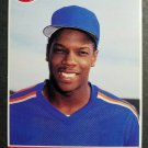 POST 1992 COLLECTOR SERIES #5  OF 30 DWIGHT GOODEN