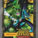 WIZARD MAGAZINE GOLD CARD #3 THE SAVAGE DRAGON