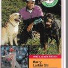 TRADING CARD MILK BONE SUPER STARS 1993 #3