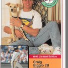 TRADING CARD MILK BONE SUPER STARS 1993 #20