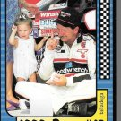 TRADING CARD MAXX 1991 #187 1990 RACE #17 TALLADEGA