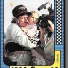 TRADING CARD MAXX 1991 #173 1990 RACE #4 ATLANTA