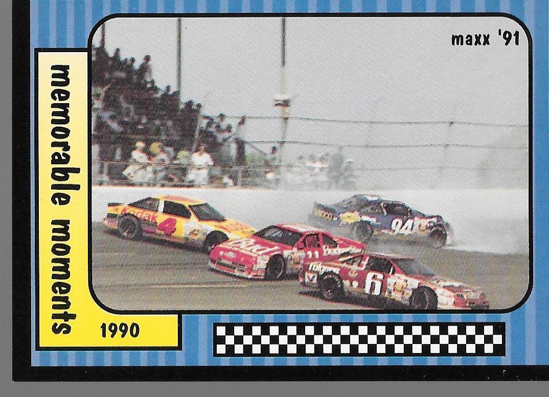 TRADING CARD MAXX 1991 #113