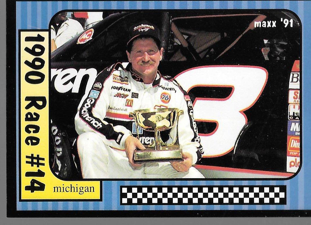 TRADING CARD MAXX 1991 #184