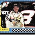 TRADING CARD MAXX 1991 #184 1990 RACE #14 MICHIGAN