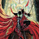 SPAWN #300 J SCOTT CAMPBELL VIRGIN COVER