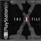 THE X FILES PSX/PS1