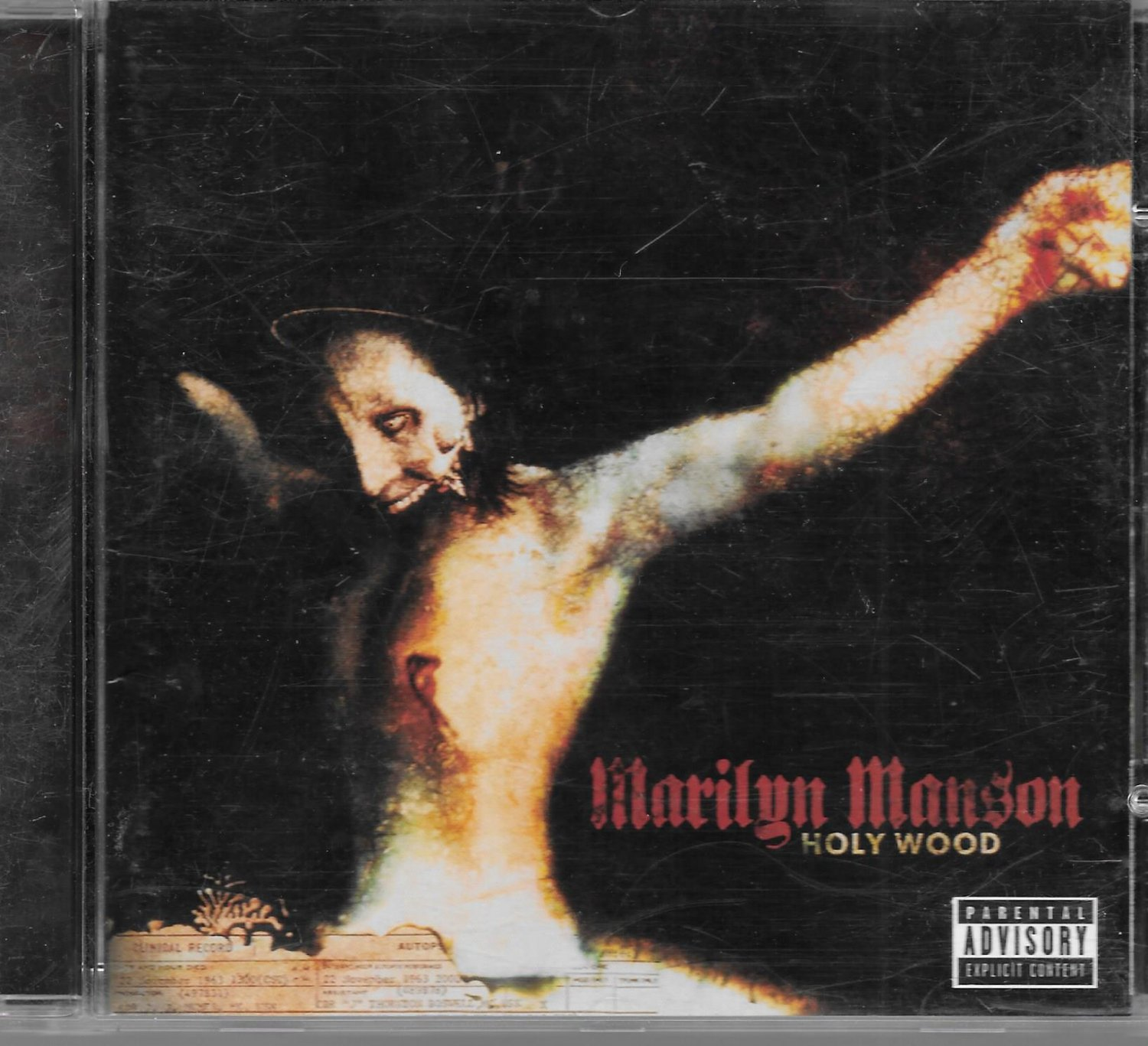 MARILYN MANSON: Holy Wood