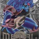 MARVEL METAL FLASHER MARVEL UNIVERSE TRADING CARDS 1995 #7