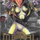 MARVEL METAL FLASHER MARVEL UNIVERSE TRADING CARDS 1995 #10
