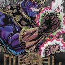 MARVEL METAL FLASHER MARVEL UNIVERSE TRADING CARDS 1995 #19