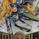 MARVEL METAL FLASHER MARVEL UNIVERSE TRADING CARDS 1995 #26