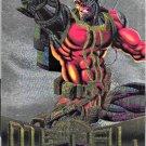 MARVEL METAL FLASHER MARVEL UNIVERSE TRADING CARDS 1995 #29