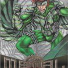 MARVEL METAL FLASHER MARVEL UNIVERSE TRADING CARDS 1995 #81