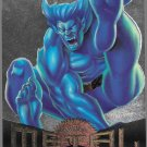 MARVEL METAL FLASHER MARVEL UNIVERSE TRADING CARDS 1995 #85