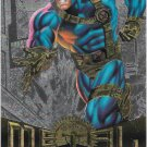 MARVEL METAL FLASHER MARVEL UNIVERSE TRADING CARDS 1995 #91