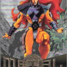 MARVEL METAL FLASHER MARVEL UNIVERSE TRADING CARDS 1995 #97