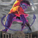 MARVEL METAL FLASHER MARVEL UNIVERSE TRADING CARDS 1995 #108