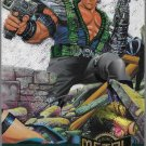 MARVEL METAL FLASHER MARVEL UNIVERSE TRADING CARDS 1995 #127