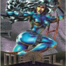 MARVEL METAL FLASHER MARVEL UNIVERSE TRADING CARDS 1995 SET C
