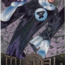 MARVEL METAL FLASHER MARVEL UNIVERSE TRADING CARDS 1995 SET A