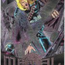 MARVEL METAL FLASHER MARVEL UNIVERSE TRADING CARDS 1995 SET B