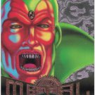 MARVEL METAL FLASHER MARVEL UNIVERSE TRADING CARDS 1995 SET D