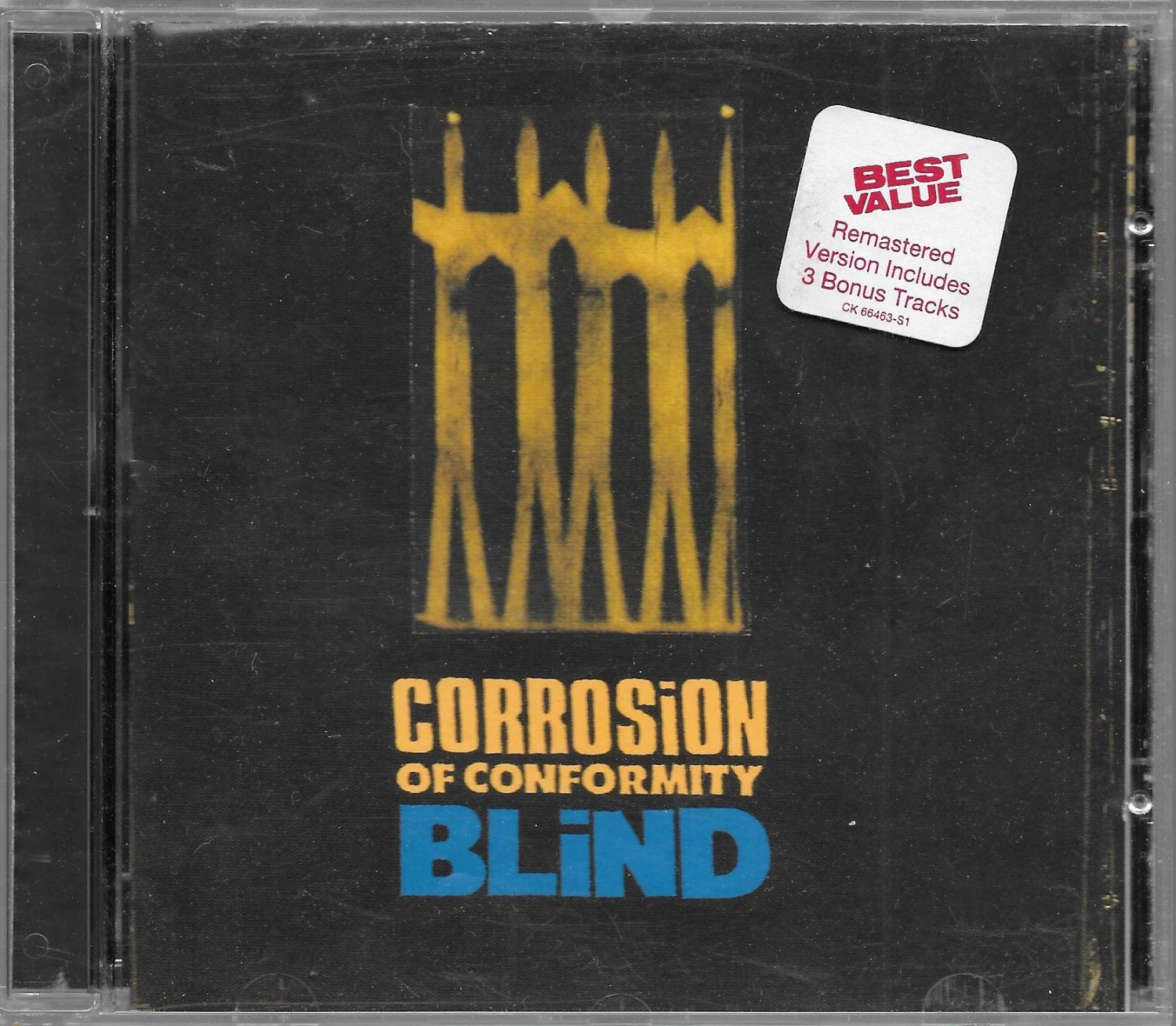 CORROSION OF CONFORMITY BLIND (REMASTERED)