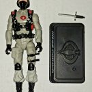 G.I. JOE 25TH ANNIVERSARY COBRA VEHICLE DRIVER (THE ENEMY) 2007
